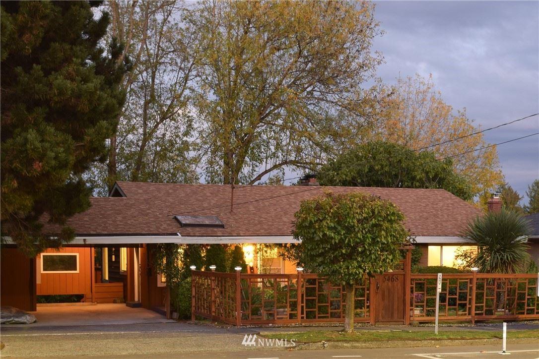 Photo of 5468 Wilson Avenue S, Seattle, WA 98118 (MLS # 1682375)