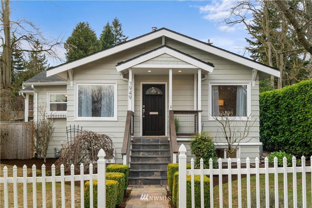 Photo of 7949 28th Avenue SW, Seattle, WA 98126 (MLS # 1731376)