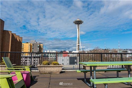 Photo of 425 VIne Street #426, Seattle, WA 98121 (MLS # 1742379)