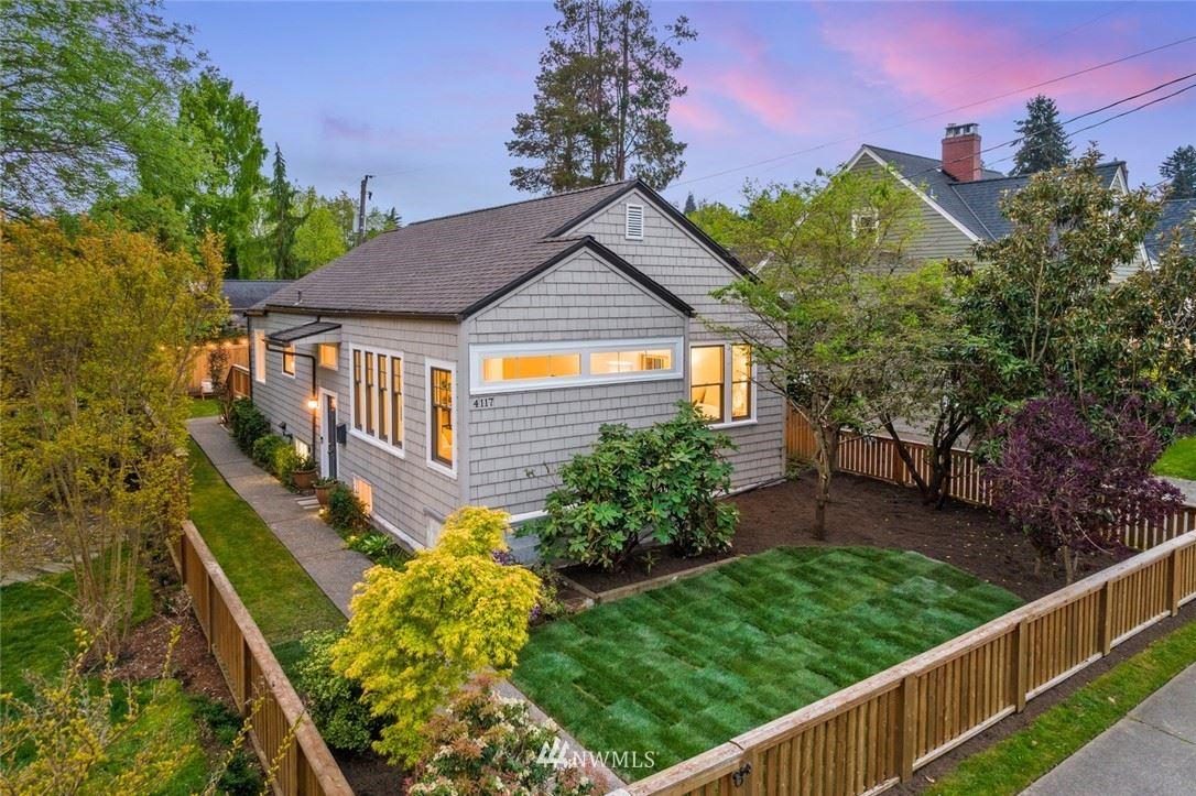 Photo of 4117 E Garfield Street, Seattle, WA 98112 (MLS # 1767379)