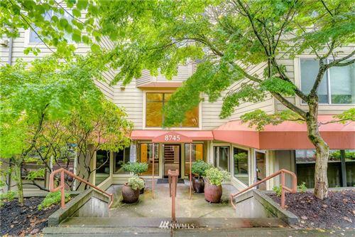 Photo of 8745 Greenwood Ave N #410, Seattle, WA 98103 (MLS # 1668381)