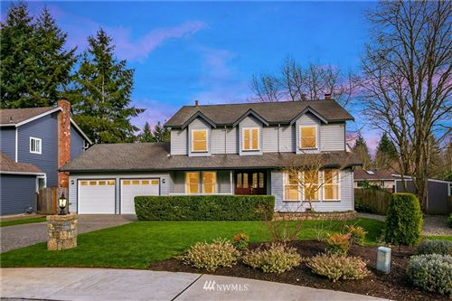 Photo of 11038 130th Avenue NE, Kirkland, WA 98033 (MLS # 1737381)