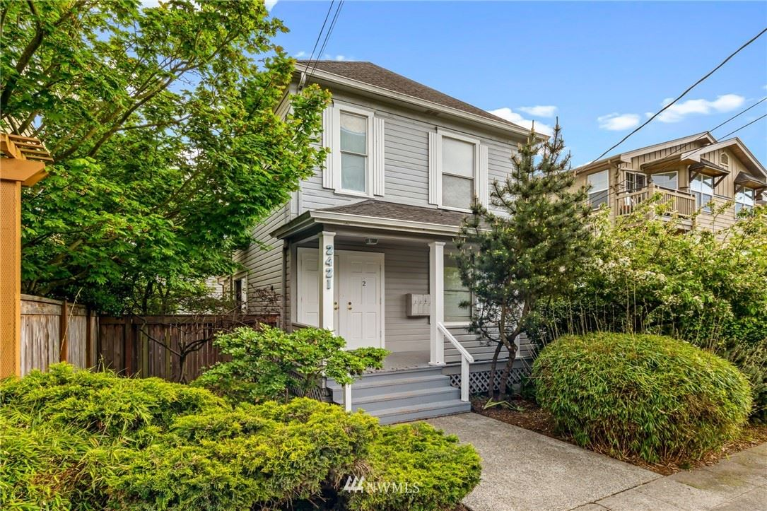 Photo of 2421 NW 59th Street, Seattle, WA 98107 (MLS # 1772381)