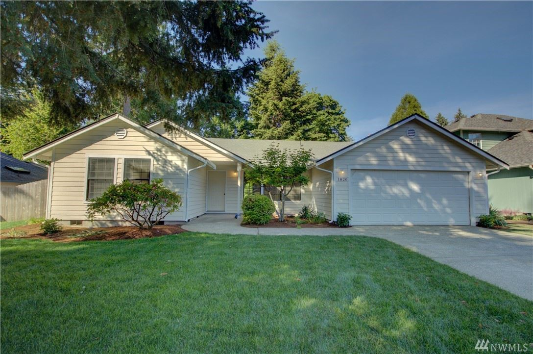 1820 Diamond Lp SE, Lacey, WA 98503 - MLS#: 1600384