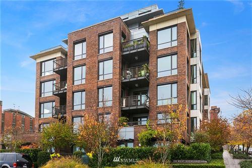 Photo of 200 W Highland Drive #404, Seattle, WA 98119 (MLS # 1689385)