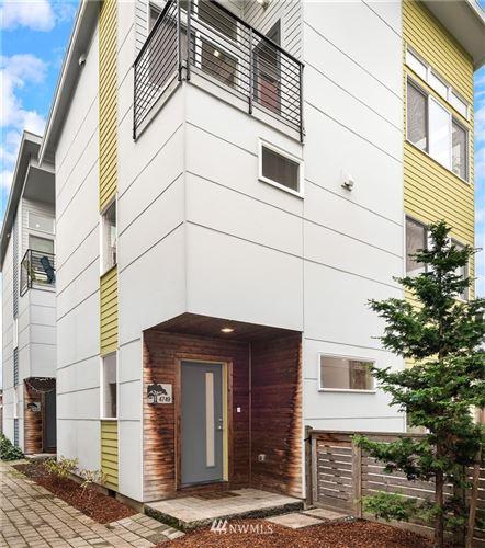 Photo of 4749 Delridge Way SW, Seattle, WA 98106 (MLS # 1717385)