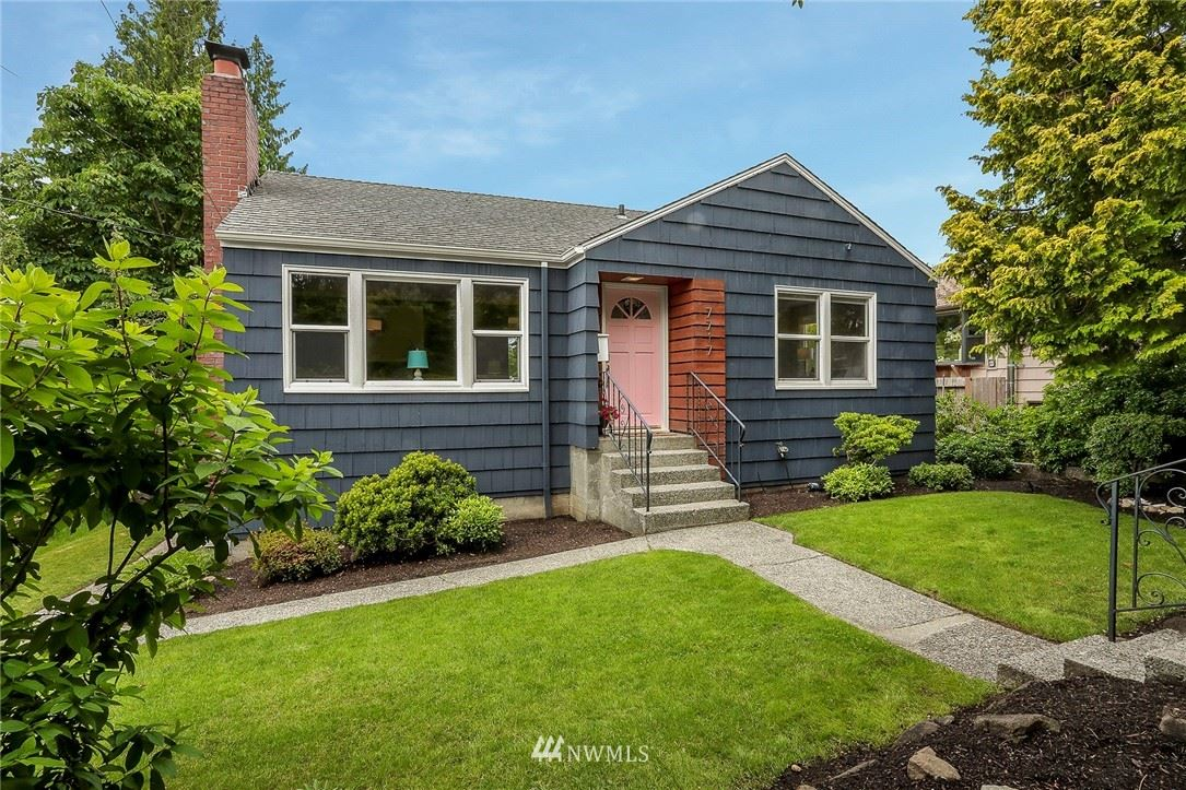 Photo of 7717 37th Avenue SW, Seattle, WA 98126 (MLS # 1791386)