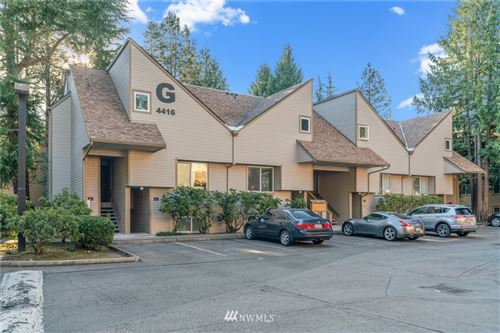 Photo of 4416 145th Avenue NE #G6, Bellevue, WA 98007 (MLS # 1757387)