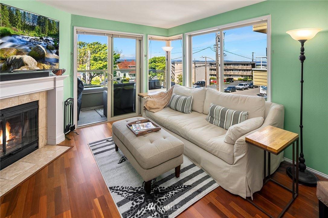 Photo of 3204 Alki Avenue SW #3, Seattle, WA 98116 (MLS # 1774388)