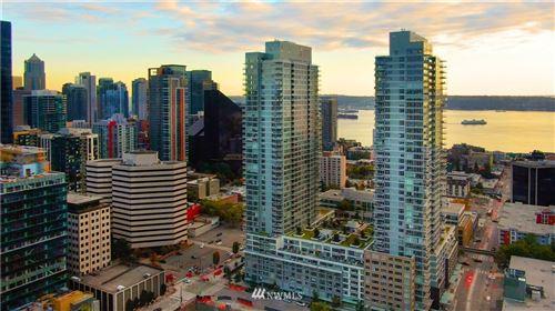 Photo of 588 Bell Street #902S, Seattle, WA 98121 (MLS # 1679389)
