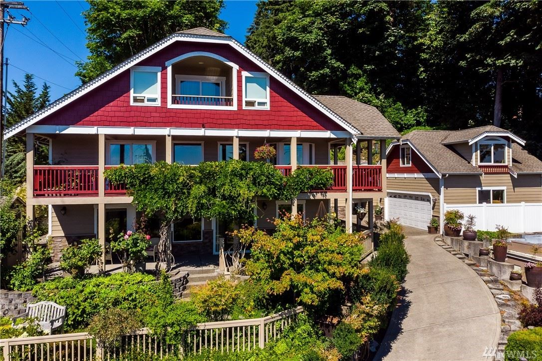 105 West Bay Dr NW, Olympia, WA 98502 - MLS#: 1629389