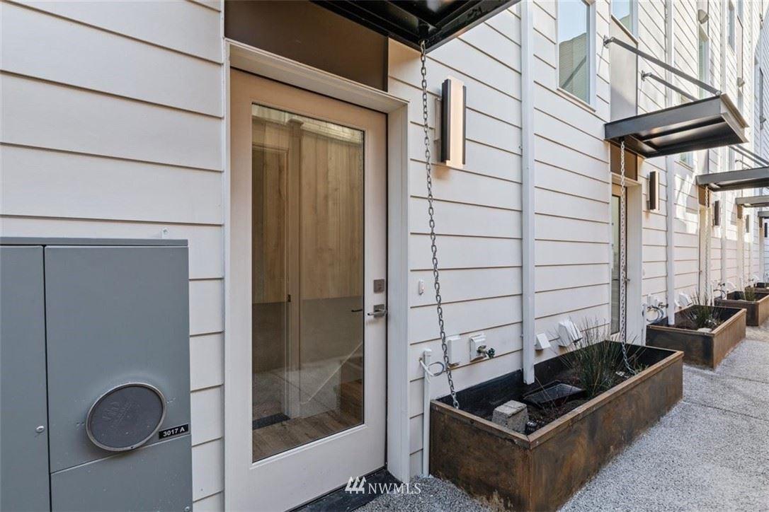 Photo of 3017 SW Charlestown Street #A, Seattle, WA 98126 (MLS # 1781389)