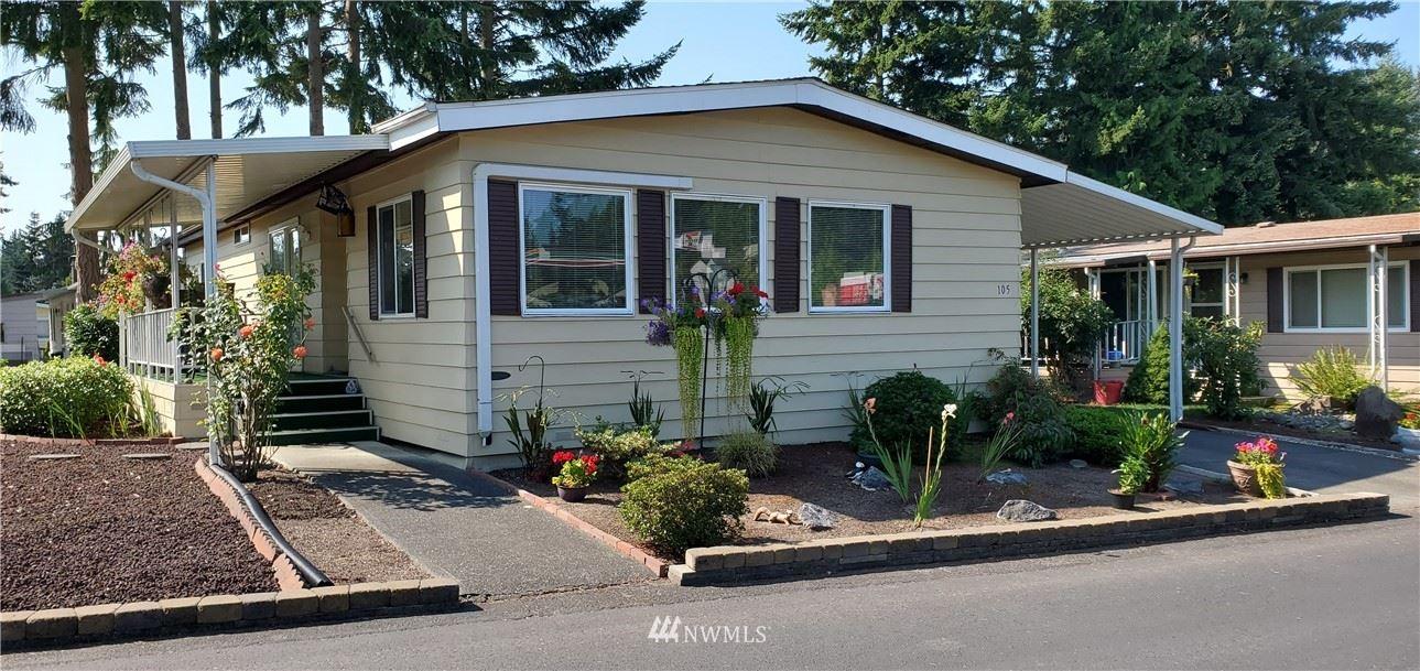 620 112th Street SE #105, Everett, WA 98208 - MLS#: 1825389