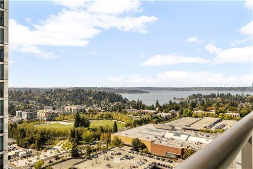 Photo of 650 Bellevue Way NE #2402, Bellevue, WA 98004 (MLS # 1843391)