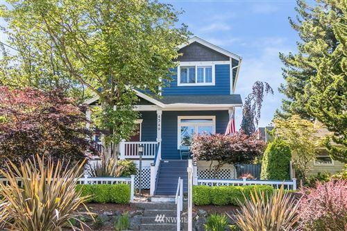 Photo of 4349 SW Mills St, Seattle, WA 98136 (MLS # 1616392)