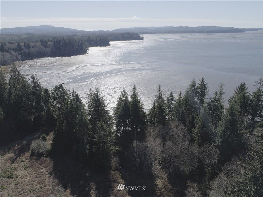 Photo of 0 Mile Post 38  US Hwy 101, South Bend, WA 98586 (MLS # 1409393)