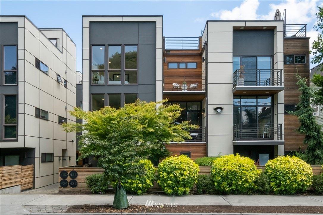 424 Malden Avenue E, Seattle, WA 98112 - #: 1812393