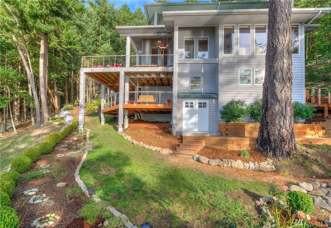Photo for 650 Deer Point Rd, Orcas Island, WA 98245 (MLS # 1401395)