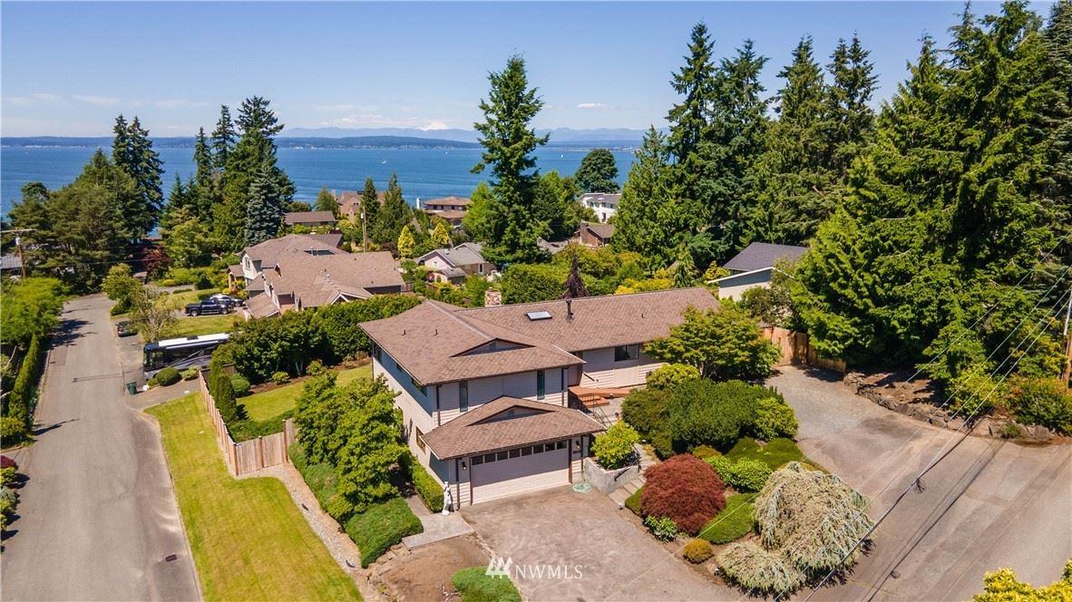 Photo of 3219 Wave Drive, Everett, WA 98203 (MLS # 1777395)