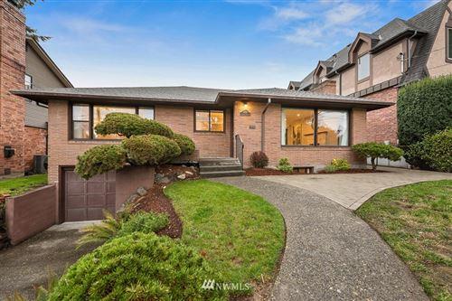 Photo of 3420 Arapahoe Place W, Seattle, WA 98199 (MLS # 1677396)
