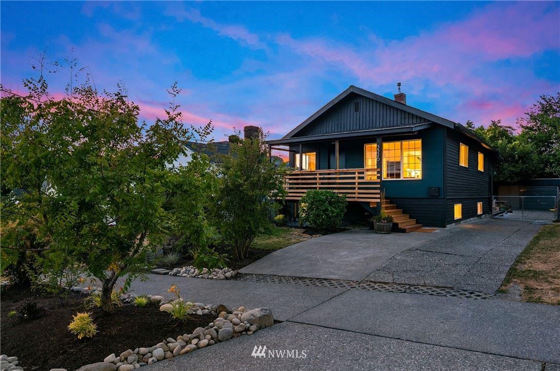 Photo of 3526 S Bennett Street, Seattle, WA 98118 (MLS # 1814396)