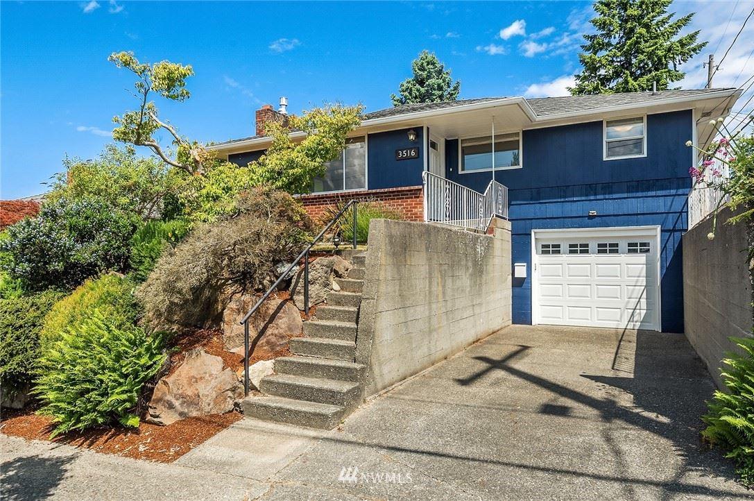 Photo of 3516 SW Kenyon Street, Seattle, WA 98126 (MLS # 1788397)
