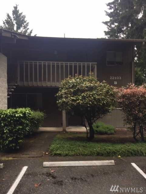 Photo of 22103 66th Avenue W #B7, Mountlake Terrace, WA 98043 (MLS # 1608398)
