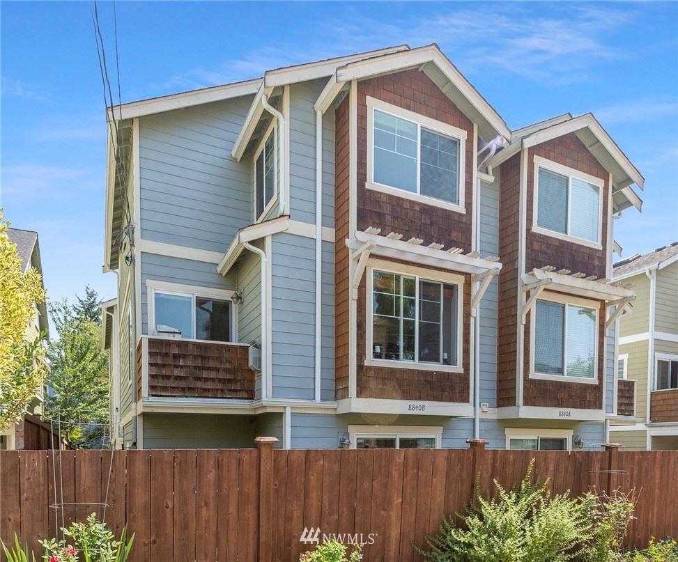 Photo of 8840 Midvale Avenue N #B, Seattle, WA 98103 (MLS # 1789398)