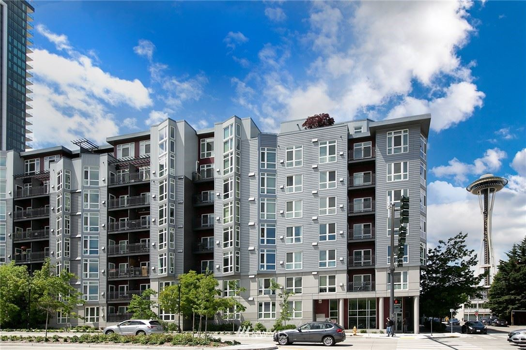 Photo of 699 John Street #505, Seattle, WA 98109 (MLS # 1790398)