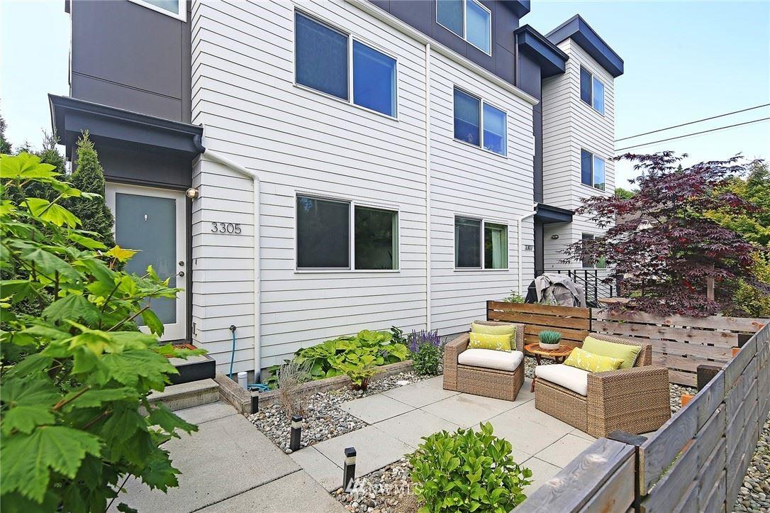 Photo of 3305 W Ruffner Street, Seattle, WA 98199 (MLS # 1788399)