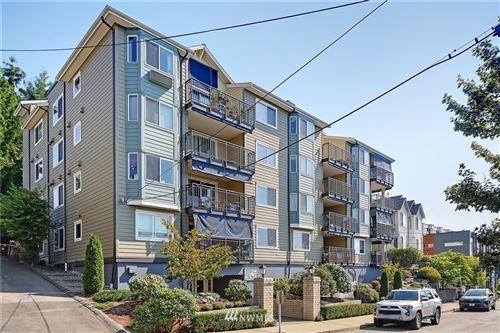 Photo of 8720 Phinney Avenue N #14, Seattle, WA 98103 (MLS # 1660400)