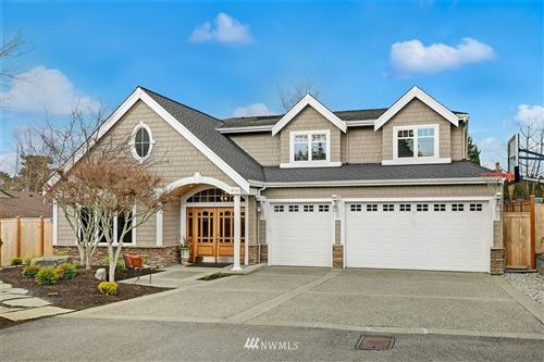 Photo of 9710 NE 27th Street, Clyde Hill, WA 98004 (MLS # 1736400)