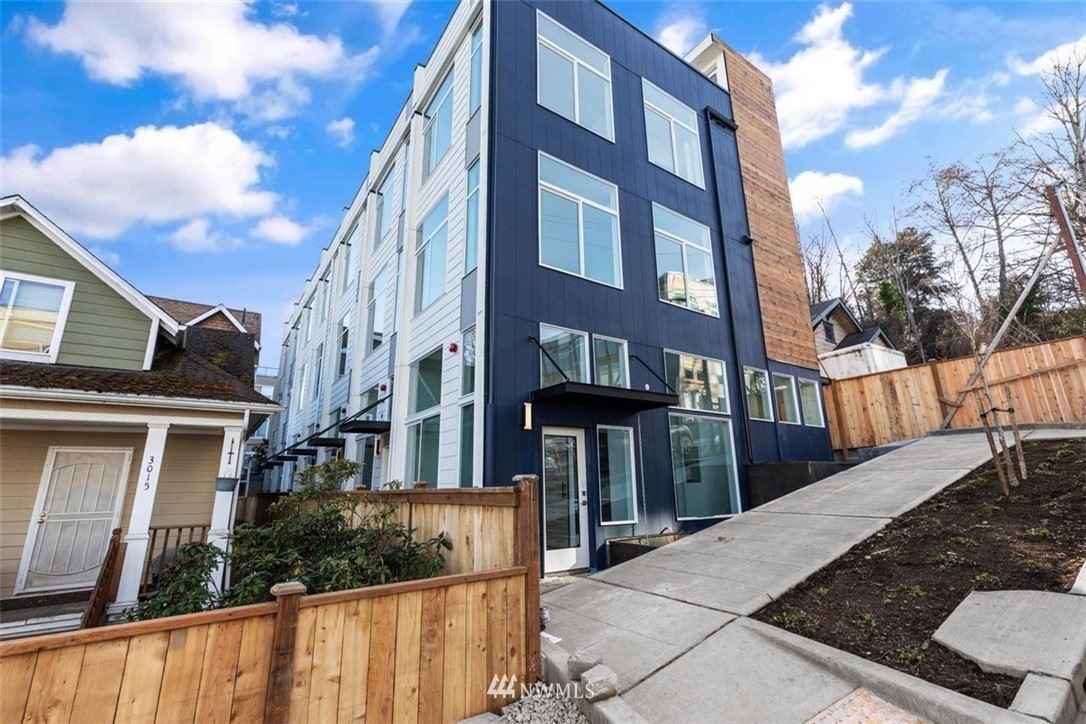 Photo of 3017 SW Charlestown Street #F, Seattle, WA 98126 (MLS # 1789400)