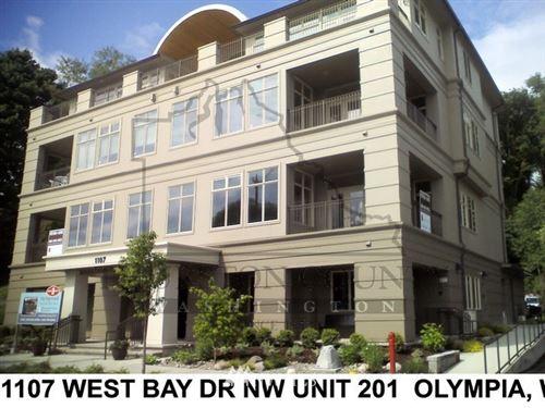 Photo of 1107 West Bay Drive NW #201, Olympia, WA 98502 (MLS # 1751401)