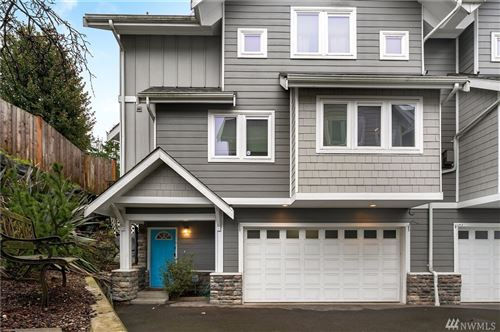 Photo of 7712 Highland Park Wy SW #A, Seattle, WA 98106 (MLS # 1555404)