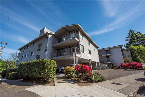 Photo of 2562 Thorndyke Ave W #406, Seattle, WA 98199 (MLS # 1585404)