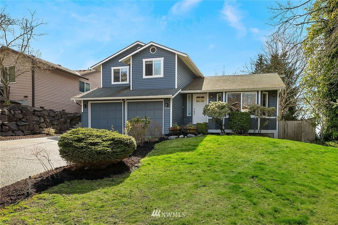 Photo of 1230 222nd Place SW, Bothell, WA 98021 (MLS # 1744405)