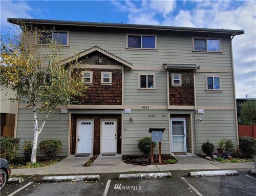 Photo of 8341 wabash Avenue S #A, Seattle, WA 98118 (MLS # 1853406)