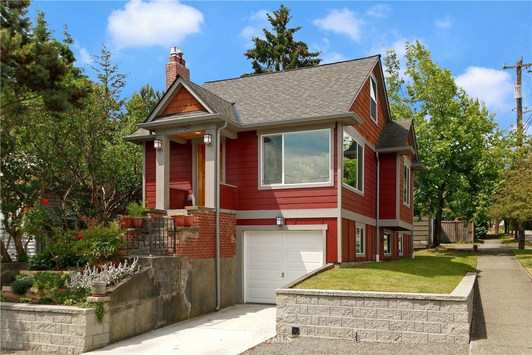 Photo of 7759 Dibble Avenue NW, Seattle, WA 98117 (MLS # 1791406)