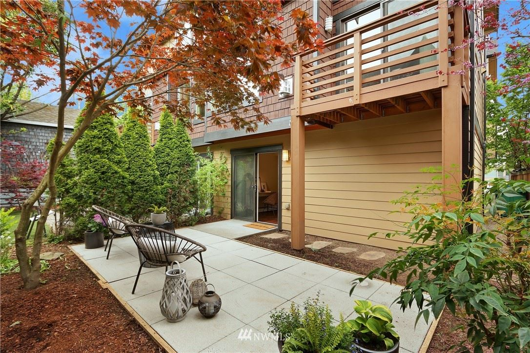 Photo of 3625 Palatine Avenue N #A, Seattle, WA 98103 (MLS # 1755407)