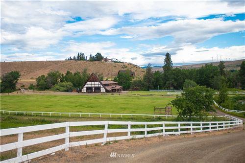 Photo of 1601 E Taneum Road, Thorp, WA 98946 (MLS # 1328409)