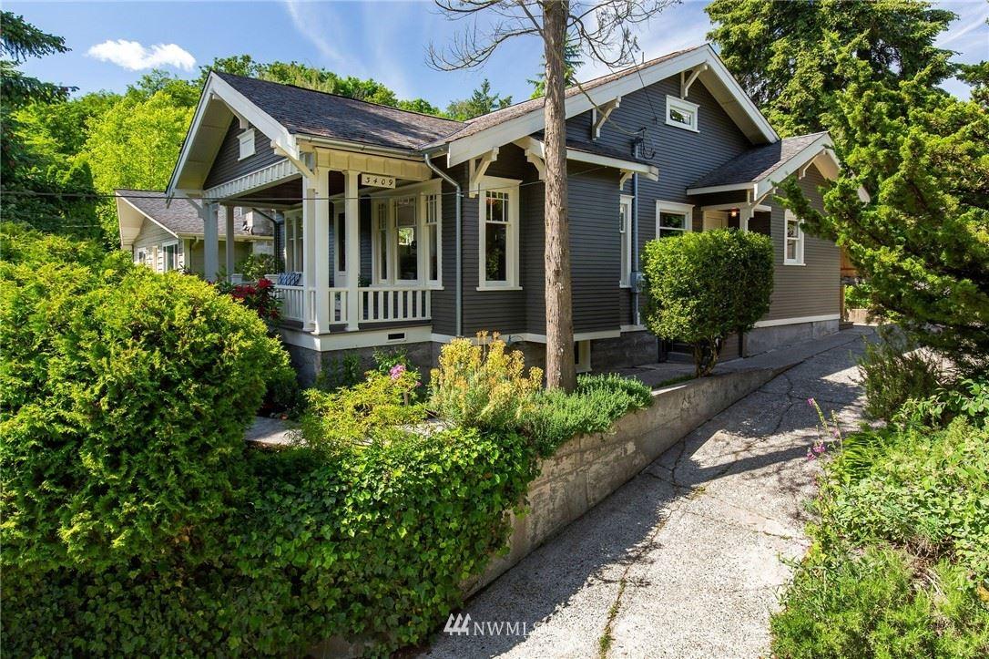 Photo of 3409 Cheasty Boulevard S, Seattle, WA 98144 (MLS # 1785409)