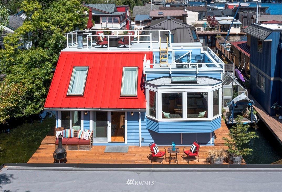3110 Portage Bay Place E #B, Seattle, WA 98102 - #: 1811409