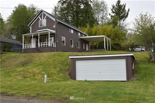 Photo of 509 Pacific Ave, South Bend, WA 98586 (MLS # 1595412)