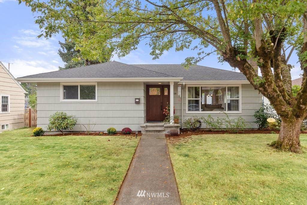 418 Cushing Street SW, Olympia, WA 98502 - MLS#: 1667412