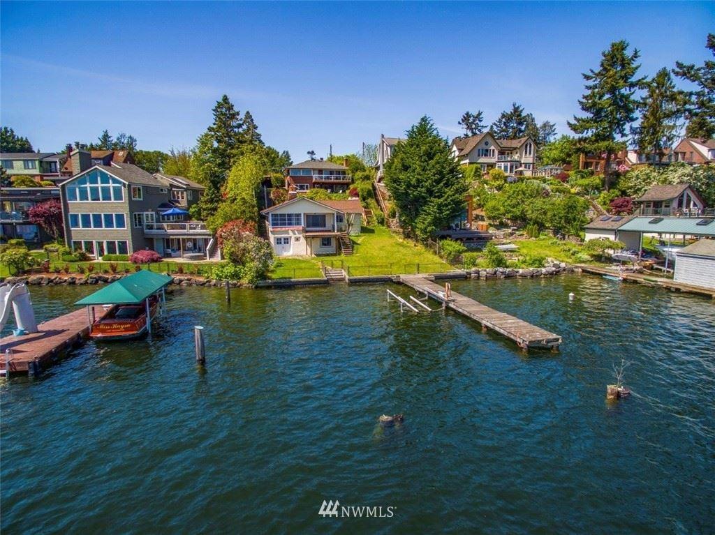 Photo of 8660 Island Drive S, Seattle, WA 98118 (MLS # 1772413)
