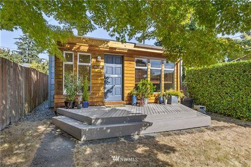 Photo of 4014 SW Findlay Street, Seattle, WA 98136 (MLS # 1841414)