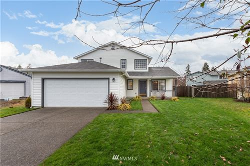 Photo of 4609 Blueberry Court SE, Lacey, WA 98503 (MLS # 1738415)