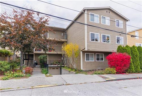 Photo of 734 N 94th Street #4, Seattle, WA 98103 (MLS # 1856418)