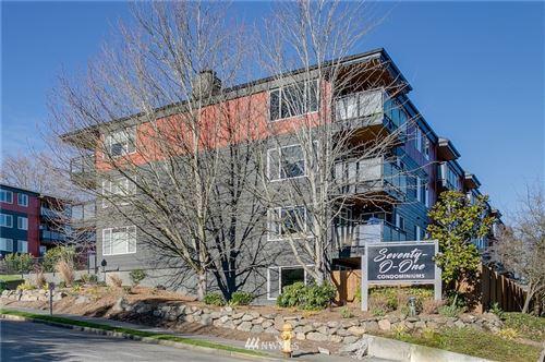 Photo of 5818 NE 70th Street #A402, Seattle, WA 98115 (MLS # 1719420)